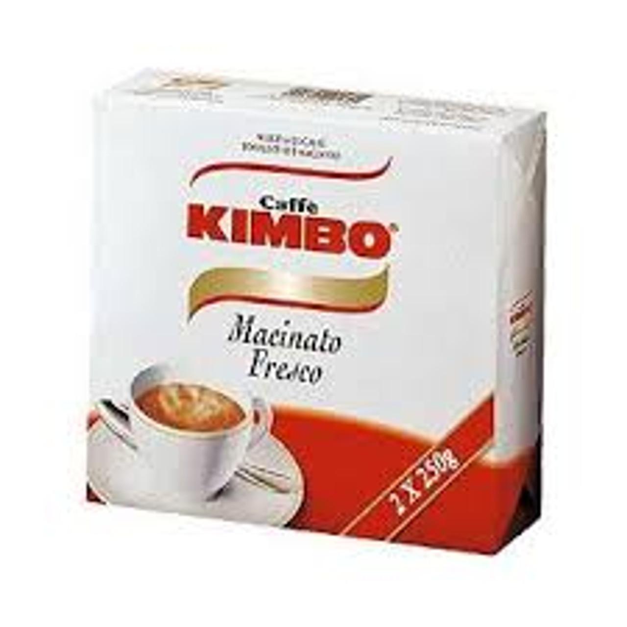 KIMBO Espresso Macinato