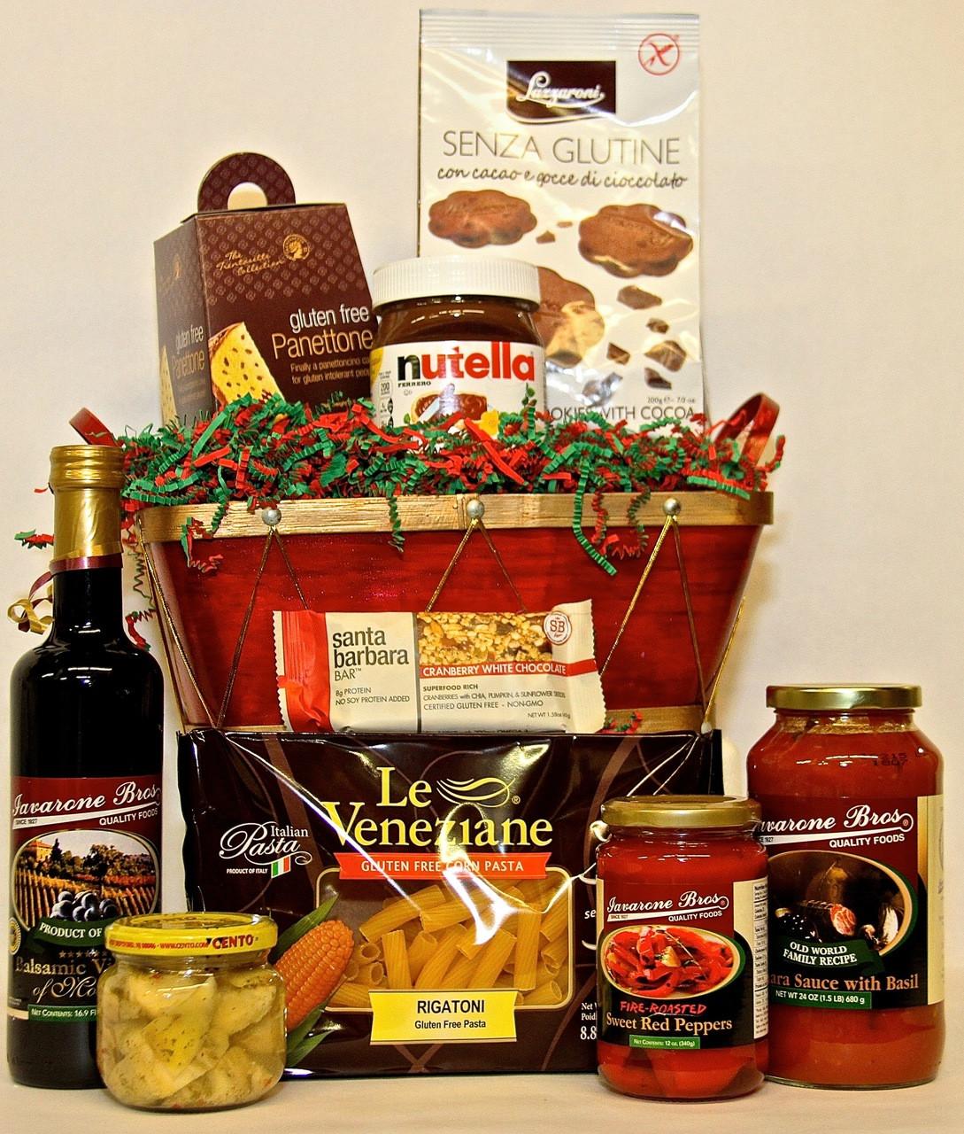 Gluten free christmas basket ibfoods gluten free gift baskets negle Gallery
