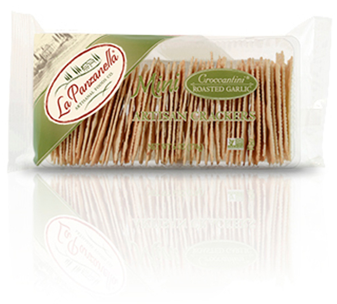 La Panzanella Roasted Garlic