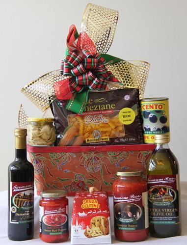 Gluten free italian gift basket ibfoods gluten free italian gift basket negle Gallery