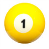 Sterling Indiviudal Replacement Billiard Balls