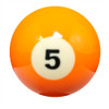 Sterling Replacement Billiard Balls #5