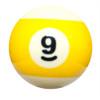 Sterling Replacement Billiard Balls #9