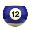 Sterling Replacement Billiard Balls #12