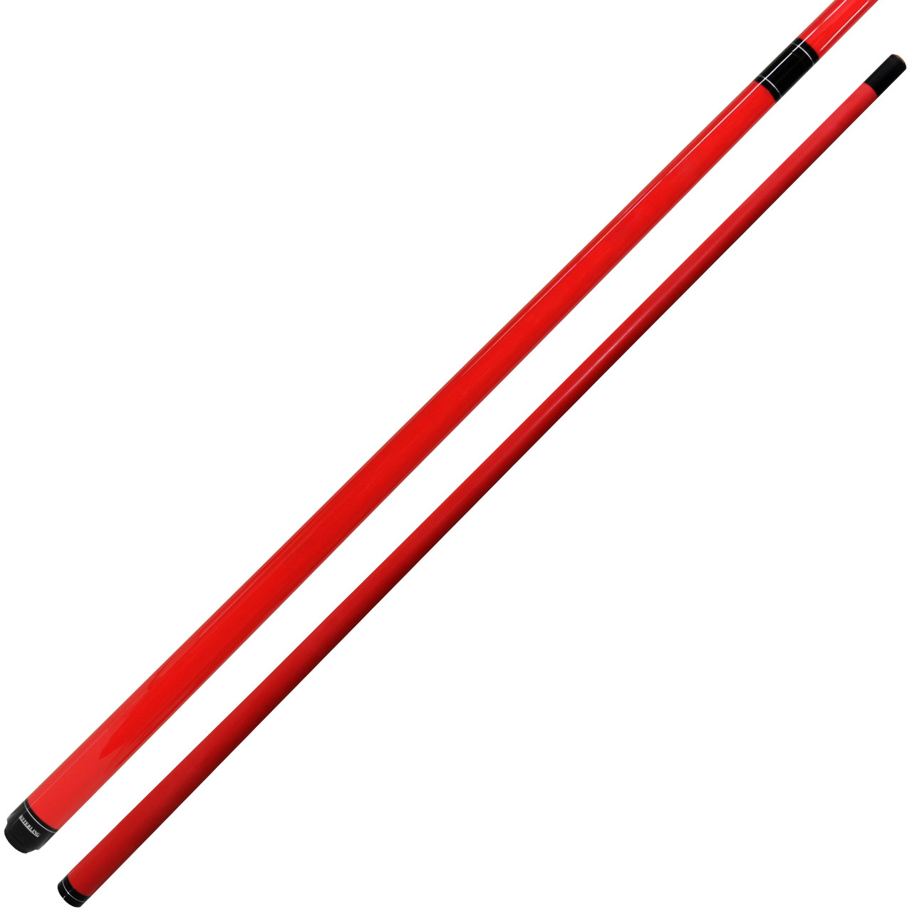 Sterling Prism Series Pool Cue - Red