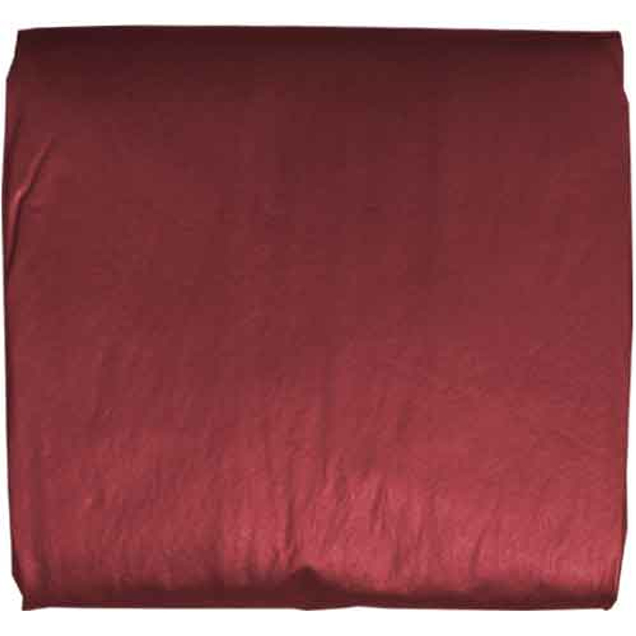 Deluxe Heavy-Duty Table Cover Burgundy 8ft Table