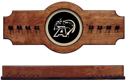 Army Black Knights 8 Cue Wall Rack