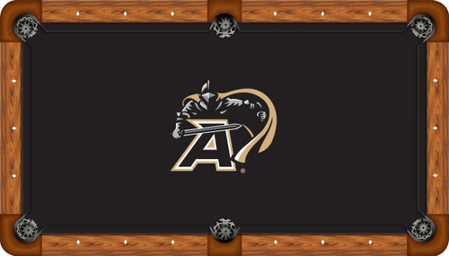 Army Black Knights 7 foot Custom Pool Table Felt