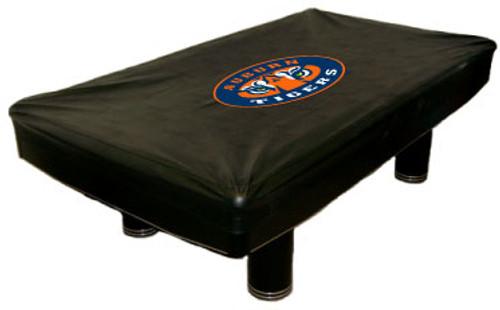 Auburn Tigers 9 foot Custom Pool Table Cover