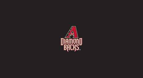 Arizona Diamondbacks Pool Table Felt 8 foot table