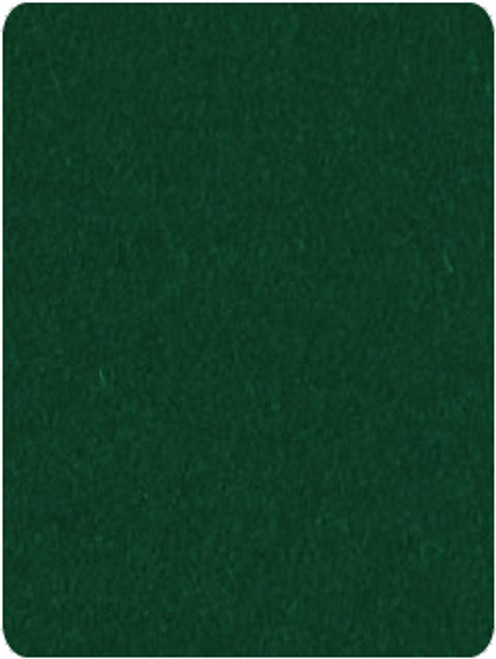 Invitational 9' Basic Green Pool Table Felt