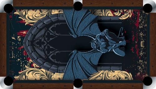 VIVID Gargoyle 7'/8' Pool Table Felt