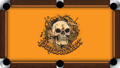 VIVID Peacemaker 7'/8' Pool Table Felt