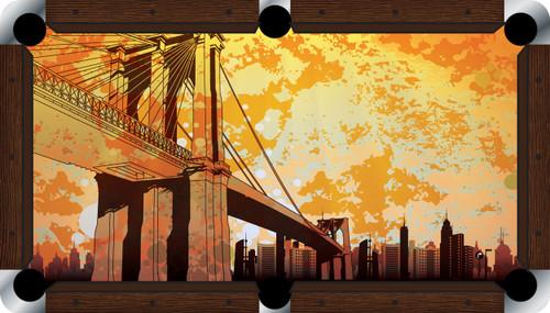 VIVID Brooklyn 7'/8' Pool Table Felt