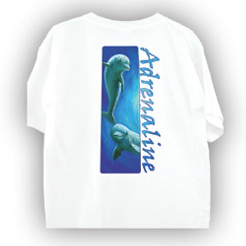 "Adrenaline ""Dolphin"" T-Shirt"