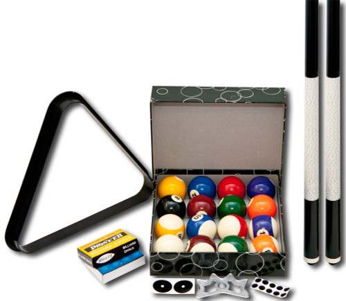 Billiard Table Accessory Kit - Economy