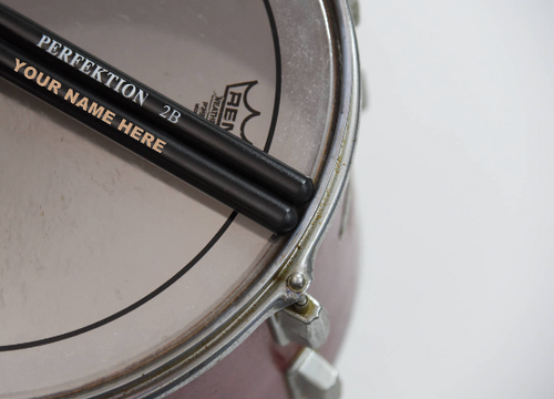 Custom Personalized Drumsticks