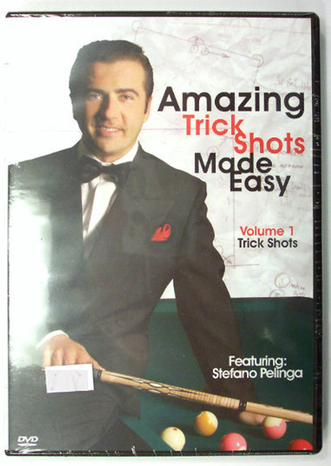 Amazing Trick Shots Made Easy DVD