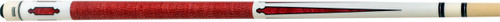 Scratch and Dent Blaze Model VR-1RD Red Pool Cue