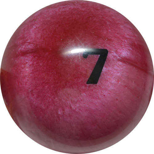 Sterling Designer Candy Pool Balls Ð 7 Ball