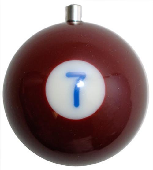 Billiard Ball Christmas Tree Ornaments - #7