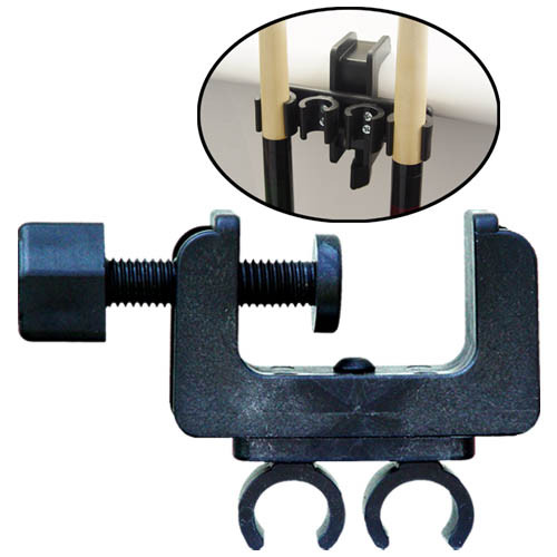 Porper's 2 Cue Clamp Holder