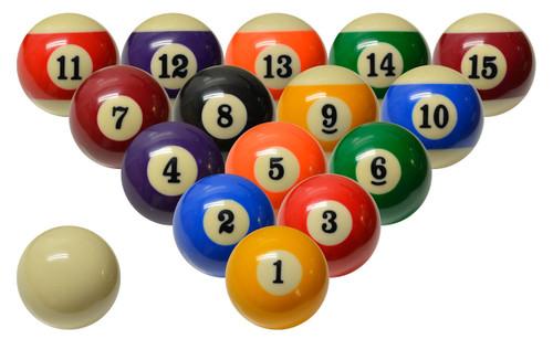 Sterling Premium Pool and Billiard Ball Set