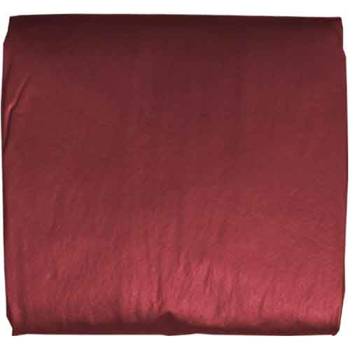 Deluxe Heavy-Duty Table Cover Burgundy 7ft Table