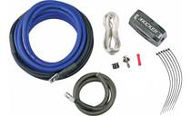 Kicker PK4 4-gauge amplifier power wiring kit