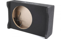 """Pioneer UD-SW250D Down-firing Enclosure for 10"""" Shallow Sub"""