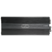 DM2500 D Series Monoblock Amplifier