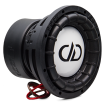2508D (ESP) of 2500 Series The Daily Driver That Packs A Punch Subwoofers