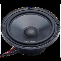 DD Audio AW6.5 Crisp, Clear, Detailed Mid-Range Speaker