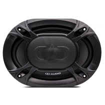 "DD Audio DC6x9  D Class 6X9"" Component Speaker Set"