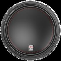 "MTX 15"" 9515-22 RMS Dual 2Ω Car Audio SubWoofer"