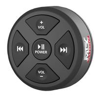 MTX MUDBTRC All-weather Bluetooth® receiver/remote control