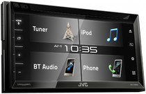 JVC KW-V340BT DVD receiver With Built-In Bluetooth