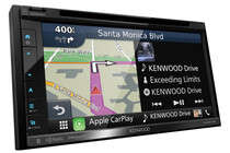 Kenwood DNX574S Navigation receiver with Bluetooth