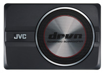 JVC CW-DRA8 8'' Compact Powered Subwoofer