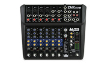 Alto ZMX122FX 8-Channel Compact Mixer with effects