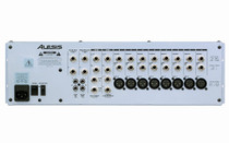 Alesis MultiMix 12-channel mixer in a 3U rack