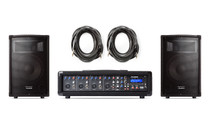 Alesis PASYSTEMINABOXXUS 4-CHANNEL PA SYSTEM