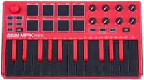 Akai Professional MPKMINI2RED Keyboard Controller