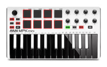 Akai Professional MPKMINI2WHITE Keyboard Controller