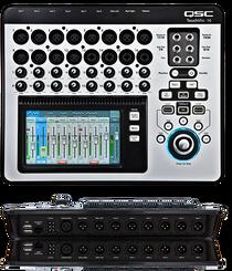 QSC TouchMix-16 Compact Digital Mixer