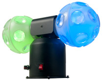American DJ Jelly Cosmos LED Rotating Balls