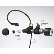 AKG N5005 Reference Class 5-Driver Configuration In-Ear Headphones