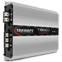 Taramp's T 800.1 High Power Car Amplifier