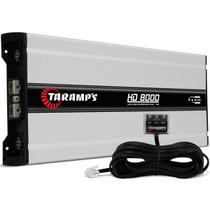 Taramp's HD 8000 High Power Car Amplifier