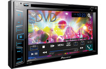 Pioneer AVH-291BT with Built-In Bluetooth